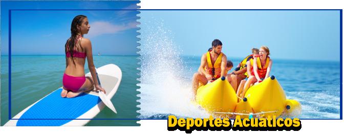 Soy tu Guia en Costa Esmeralda, Deportes Acuaticos, Directorio de Actividades