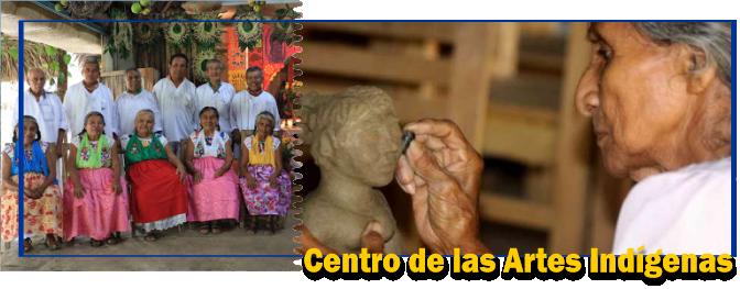 Soy tu Guía en Papantla, centro de Arte Indígenas, Directorio de Actividad Cultural