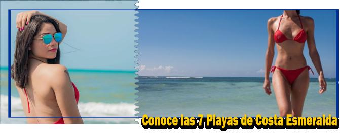 Soy tu Guía en Costa Esmeralda , Directorio de Playas, Localizador y Buscador