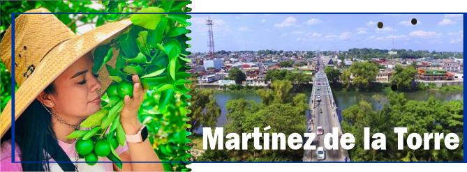 Soy tu Guía Turístico en martinez de la Torre , Capital de los Cítricos