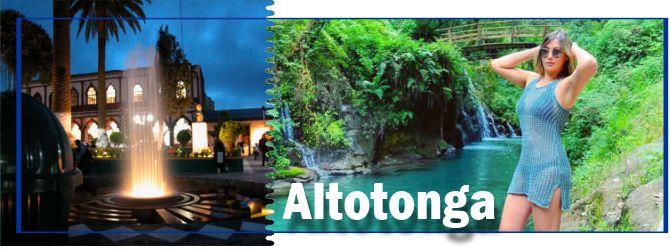 Soy tu Guía Turístico en Altotonga Veracruz