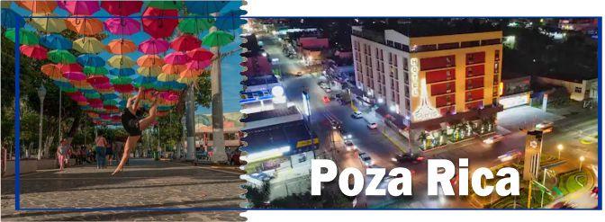 Soy tu Guía en Poza Rica, Buscador ciudad